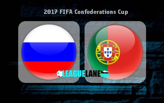 Россия - Португалия 21 июня 2017 года