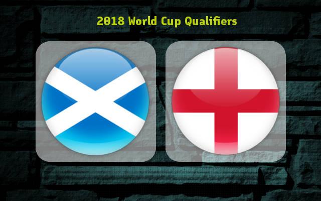 Шотландия - Англия 10 июня 2017