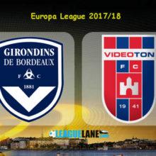 Прогноз матча Бордо — Видеотон 27 июля