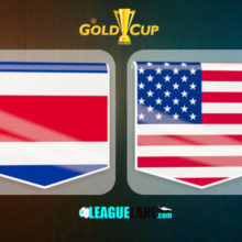 Прогноз матча Коста-Рика – США 23 июля