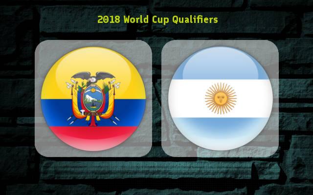 Эквадор – Аргентина 11 октября 2017