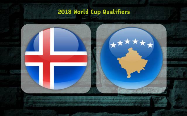 Исландия — Косово 9 октября 2017