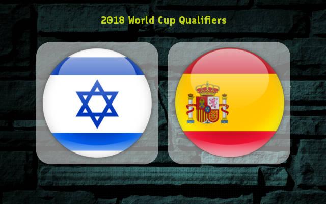 Израиль – Испания 9 октября 2017