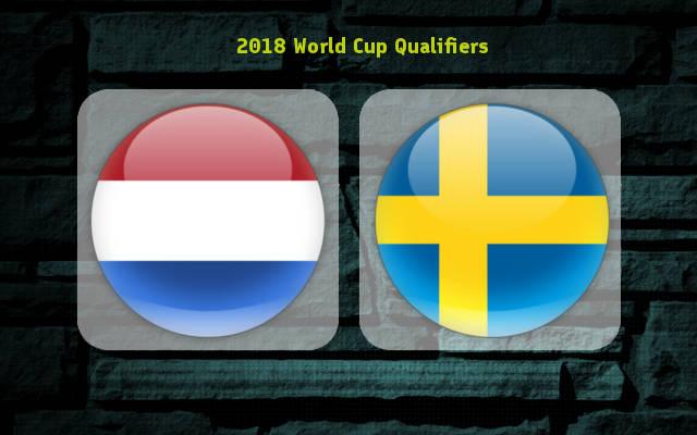 Голландия – Швеция 10 октября 2017