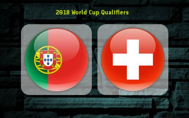 Португалия – Швейцария 10 октября 2017