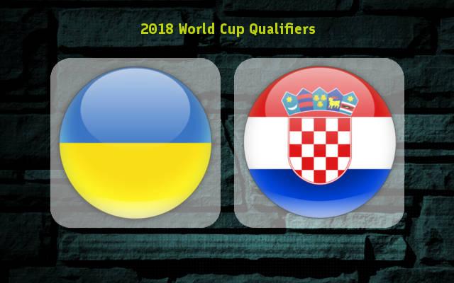 Украина — Хорватия 9 октября 2017