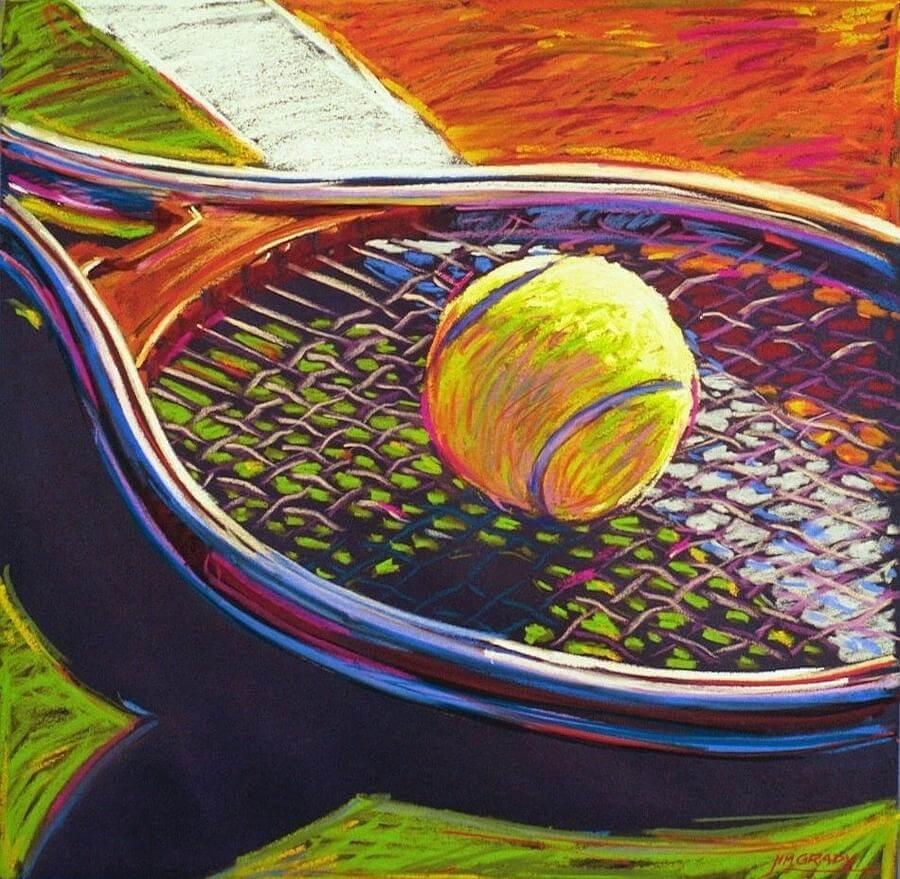 Телеграмм канал о теннисе