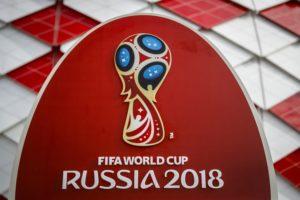 Фото символа чемпионата мира 2018 по футболу