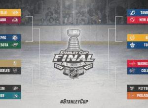 Плей-офф НХЛ 2018