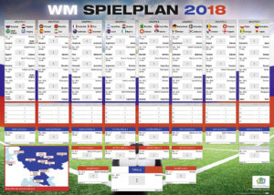 Постер чемпионат мира по футболу