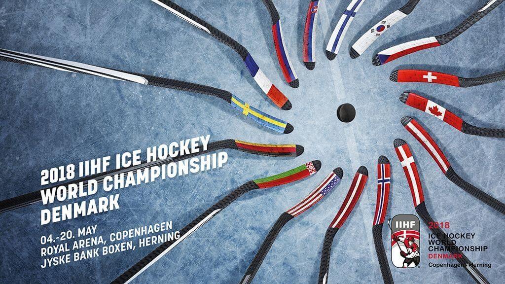 Чемпионат Мира по хоккею 2018 года в Дании