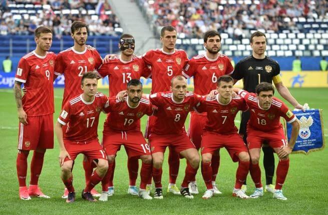 Сборная России на чемпионате мира 2018 по футболу