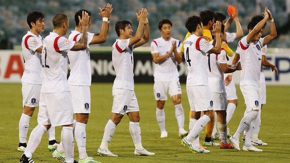 Сборная Южной Кореи на чемпионате мира по футболу 2018 год