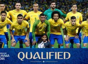 Прогноз как выступит сборная Бразилии: Неймар зажгет?