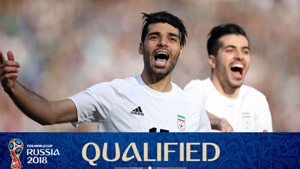 Сборная Ирана на чемпионате мира по футболу 2018 года