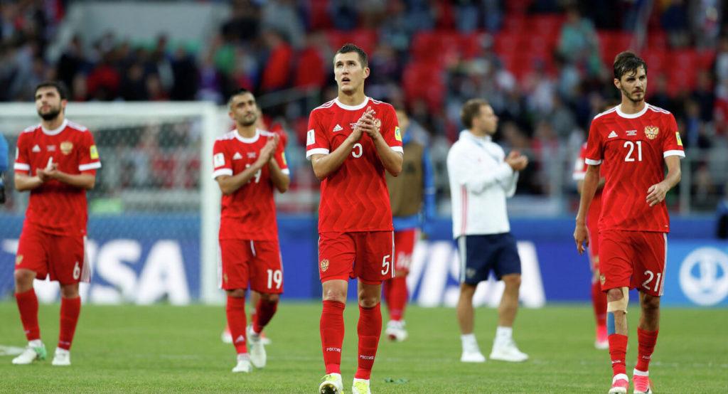 Сборная России проиграла чемпионат мира