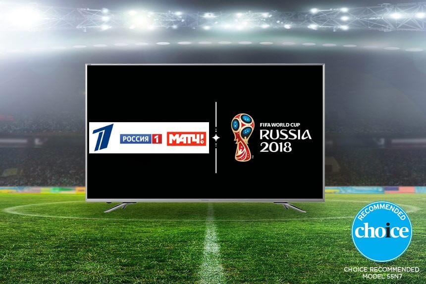 ТВ программа-расписание прямых трансляций чемпионата мира по футболу