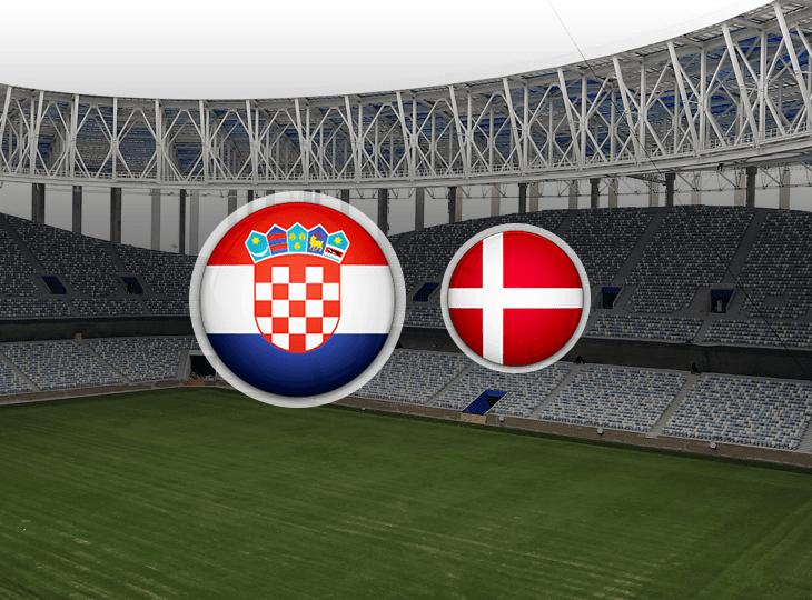 Хорватия — Дания 1 июля 2018 прогнозы чемпионата мира по футболу