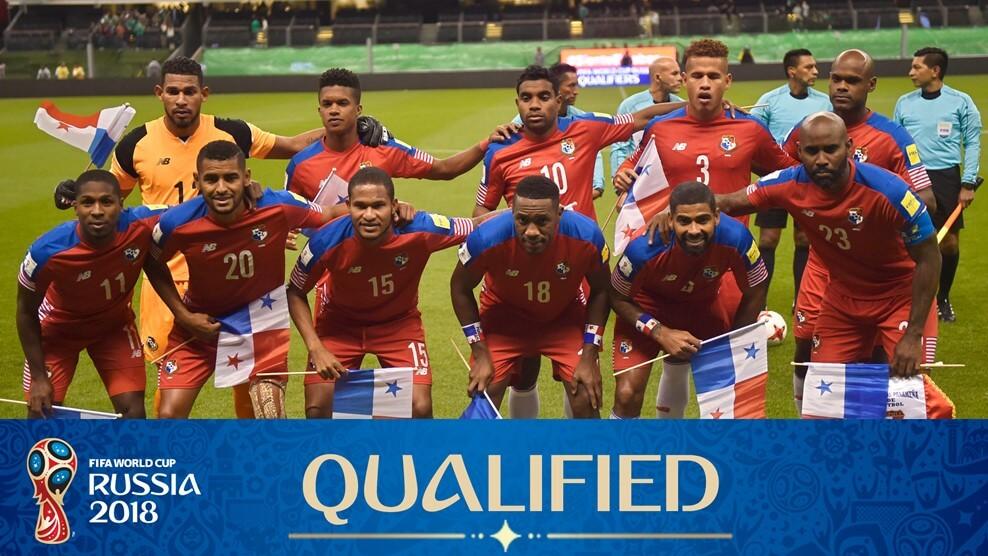 Сборная Панамы на чемпионате мира по футболу 2018 год