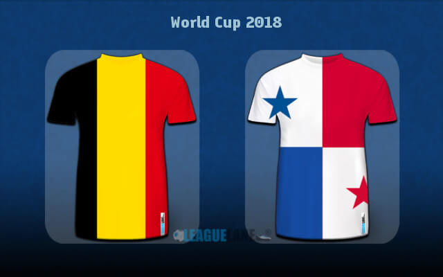 Игра Бельгия — Панама 18 июня 2018 года