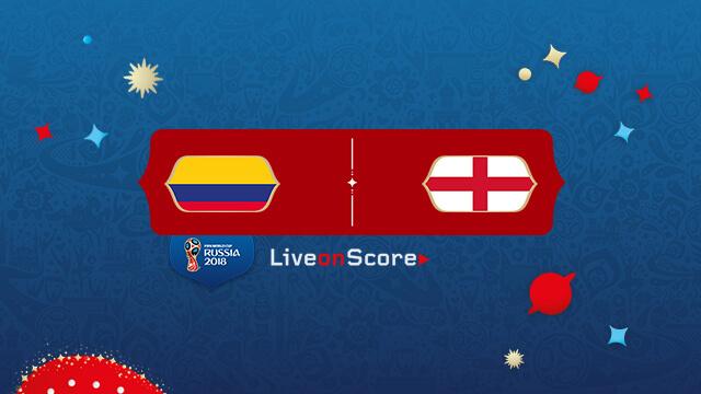 Колумбия — Англия 3 июля 2018 год чемпионат мира по футболу анонс игры