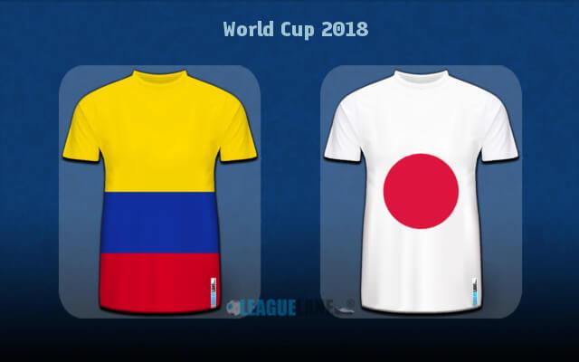 Превью матча Колумбия — Япония 19 июня чемпионат мира по футболу 2018