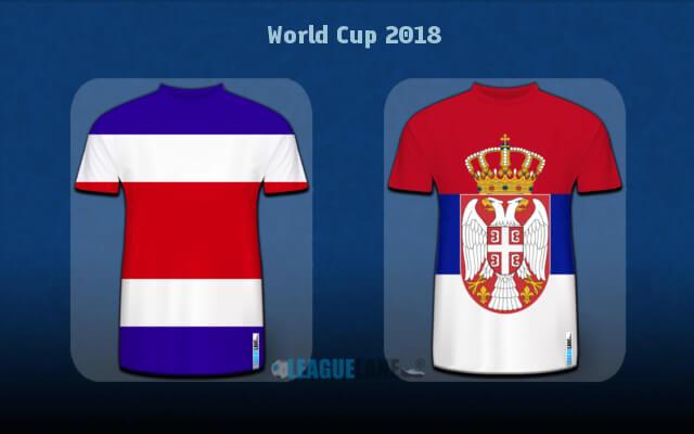 Прогноз Сербия — Коста-Рика 17 июня 2018