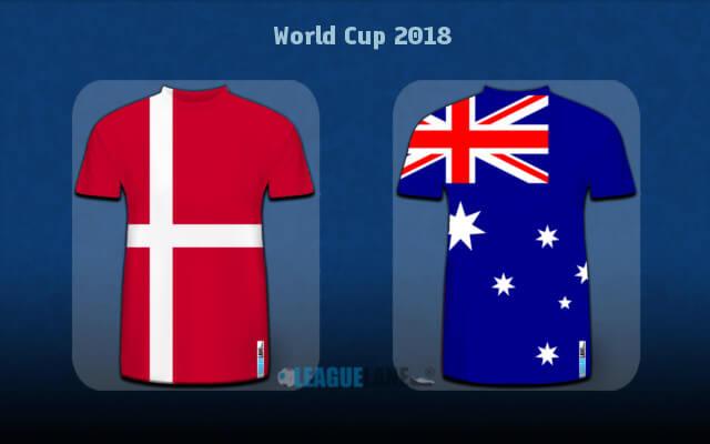 Превью матч чемпионата мира по футболу Дания — Австралия 21 июня 2018 года