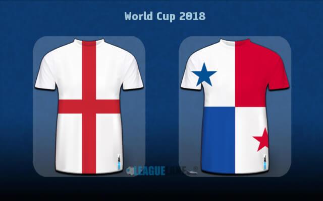 Англия — Панама 24 июня 2018