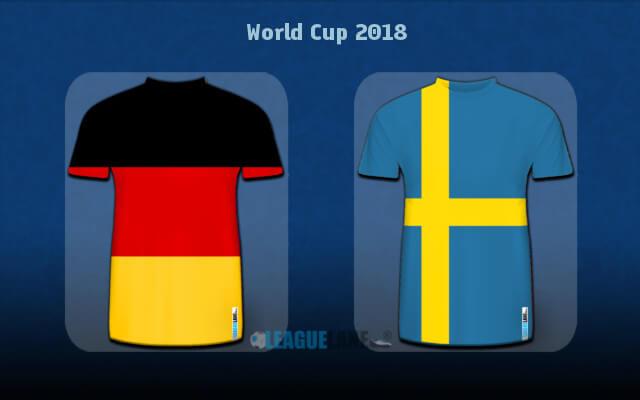 Германия — Швеция 23 июня 2018 года чемпионат мира
