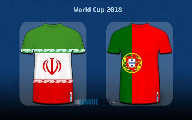 Иран – Португалия 25 июня 2018 чемпионат мира по футболу