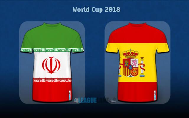 Иран – Испания 20 июня 2018 года превью матча