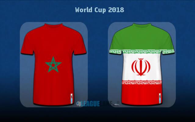 прогноз игры чм-2018 Марокко - Иран 15 июня