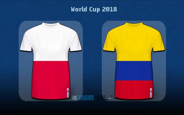 Польша – Колумбия 24 июня чемпионат мира по футболу