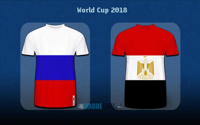 Превью матча Россия — Египет 19 июня на чемпионате мира по футболу 2018 года