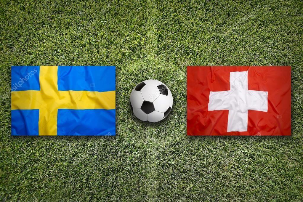 Швеция — Швейцария 3 июля 2018 года