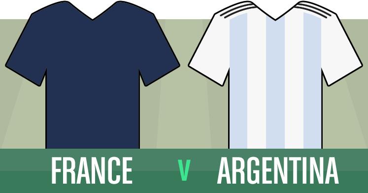 Франция - Аргентина 30 июня 2018 прогноз чемпионата мира по футболу