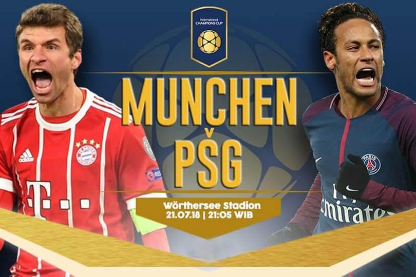 ПСЖ - Бавария прогноз игры 21 июля