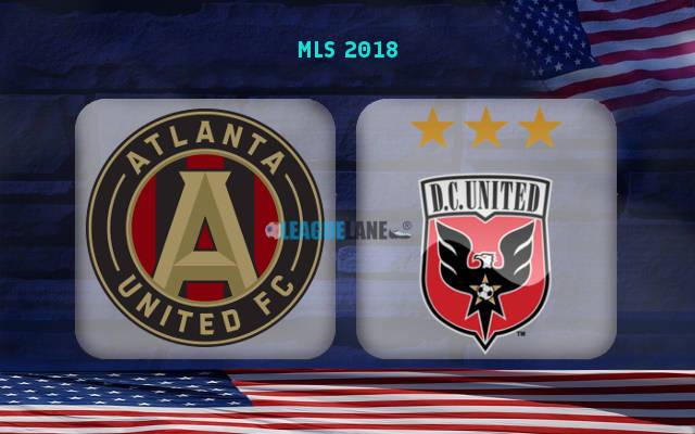 Атланта — ДС Юнайтед 21 июля 2018 года прогнозы на исход игры