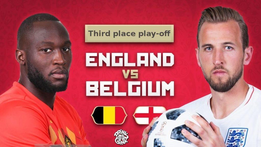 Бельгия — Англия прогноз матча 14 июля 2018