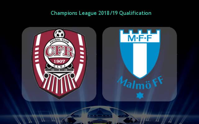 ЧФР Клуж — Мальме 24 июля 2018 года прогноз игры Лиги чемпионов Уефа