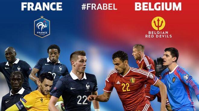 Франция — Бельгия 10 июля превью матча чемпионата мира по футболу-2018