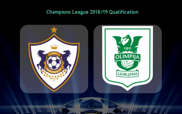 Карабах — Олимпия Любляна 18 июля прогноз матча