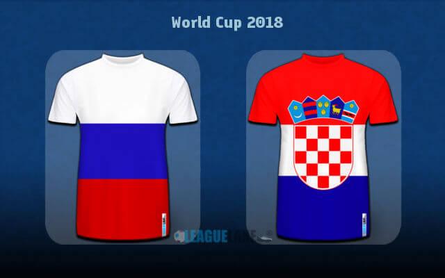 Россия — Хорватия 7 июля 2018 года прогноз матча чемпионат мира по футболу