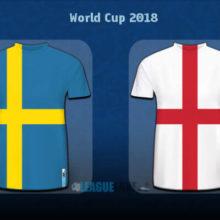 Прогноз матча Швеция — Англия 7 июля
