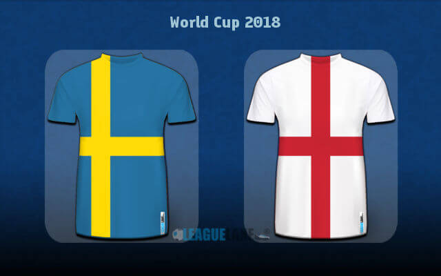 Швеция — Англия 7 июля превью матча чемпионата мира по футболу.