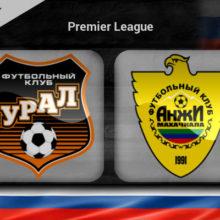 Прогноз матча Урал — Анжи 28 июля