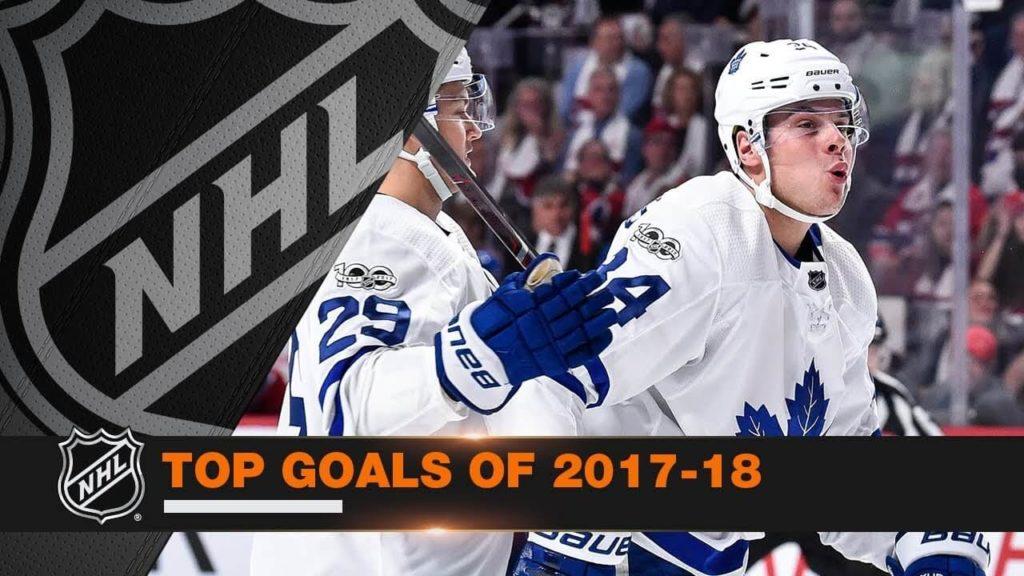 Лучшие голы НХЛ 2018-2019