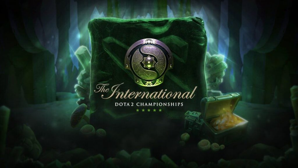 КИБЕРСПОРТ. DOTA-2. THE INTERNATIONAL 2018.