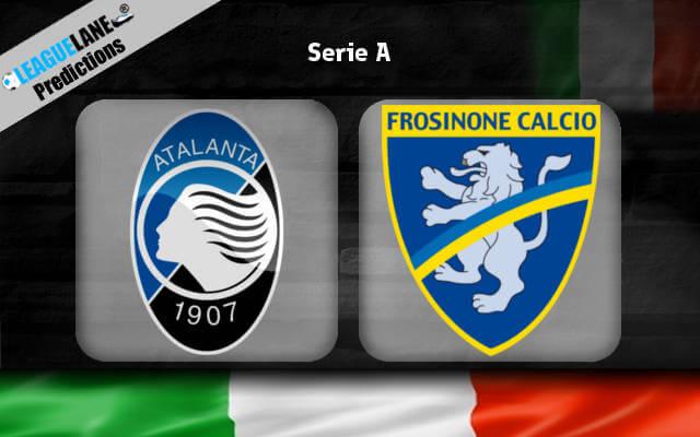 прогноз игры Аталанта — Фрозиноне 20 августа 2018 года